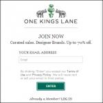 My Kingdom for an Email Address