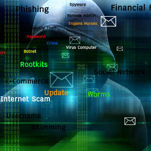 malware backdrop